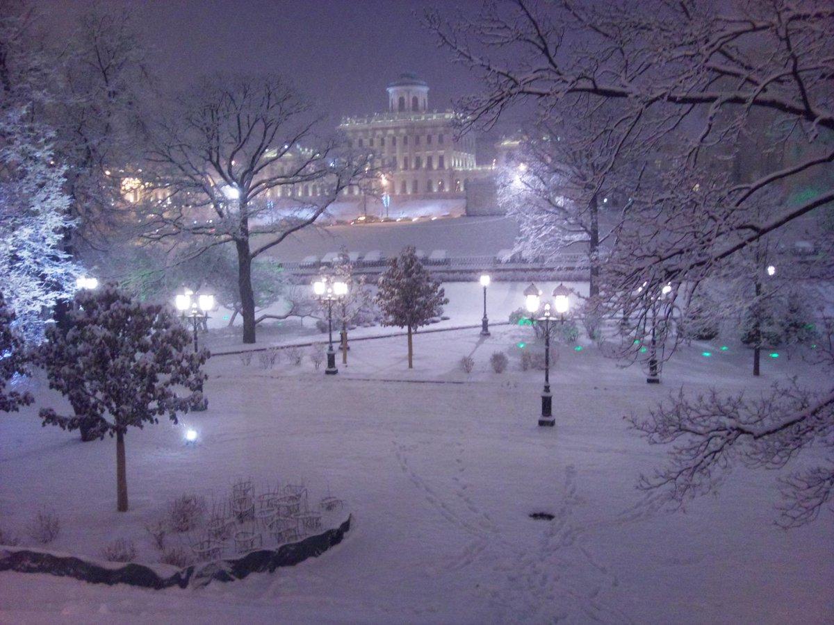 фото зимний вечер в кирове всего