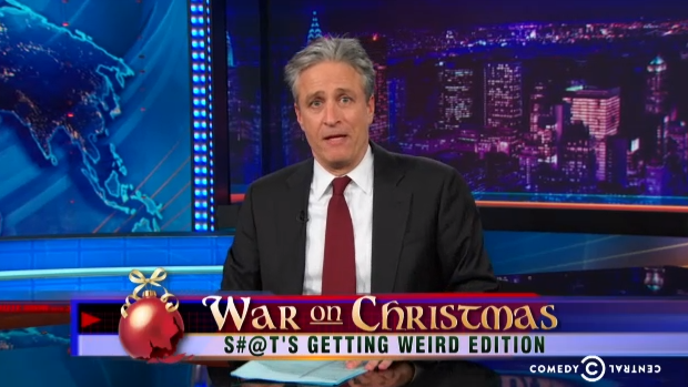 Welcome to #WeirdEd! Tonight we fire another salvo in THE WAR ON CHRISTMAS! http://t.co/FEUtLNFeQH