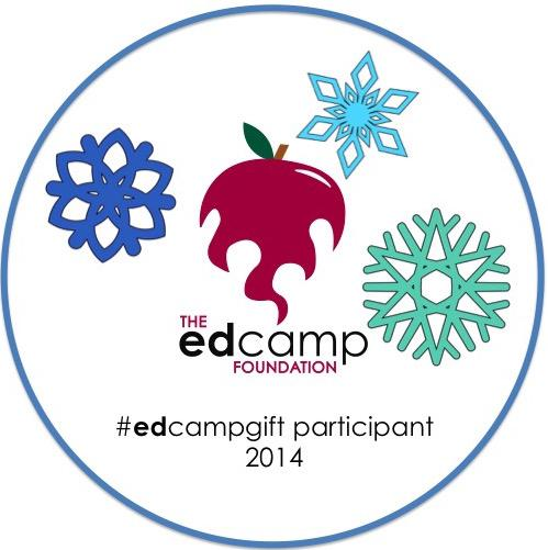 10 Days of EdCamp Participant 2014