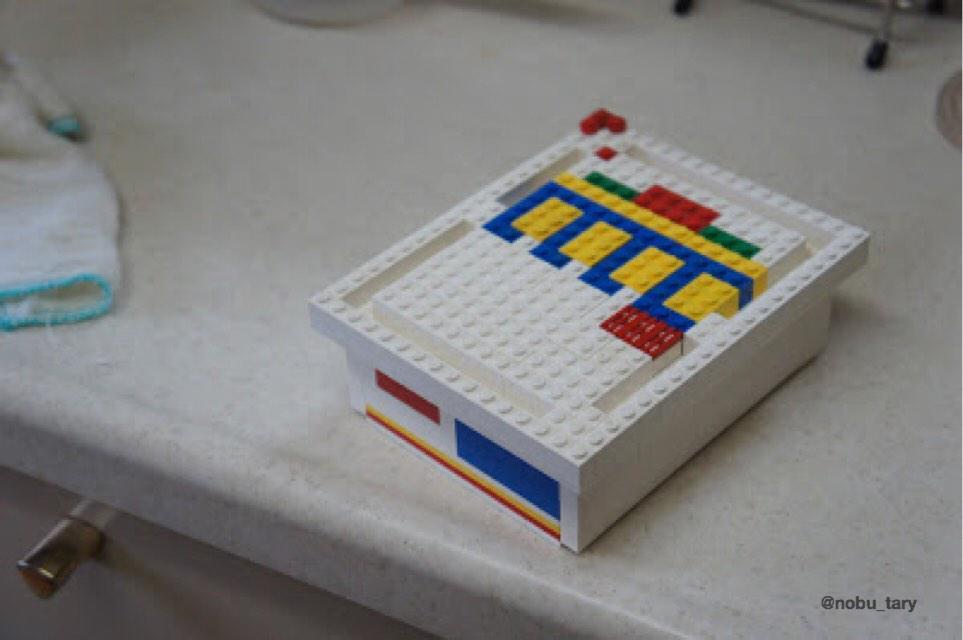 ペヤングが無いなら自分で作ればいいじゃない、レゴで
