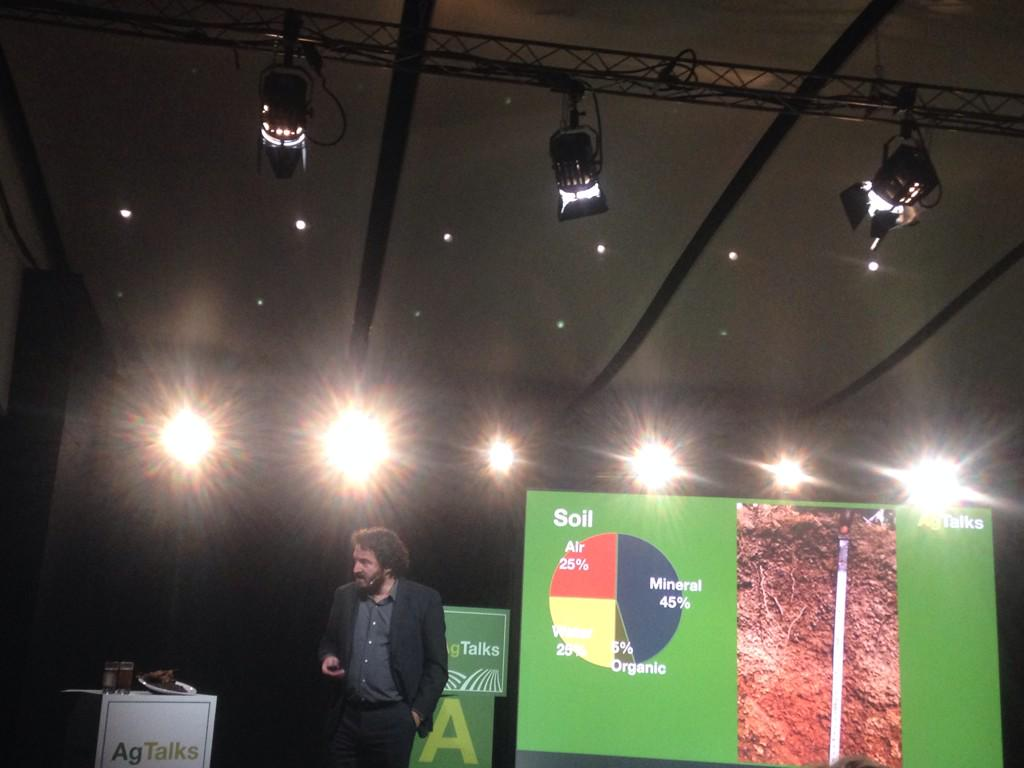P. Tittonell on conservation of agriculture and its positive impacts on agriculture. #agtalks http://t.co/ZXZsgQzut7