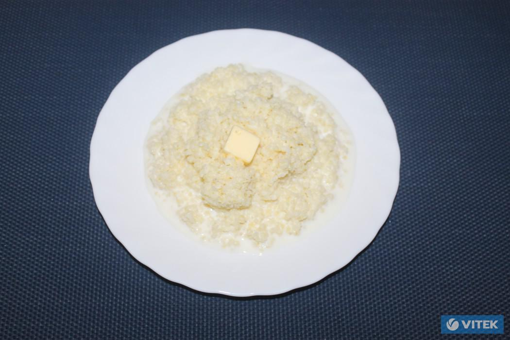 Рецепт пшенной каши на воде