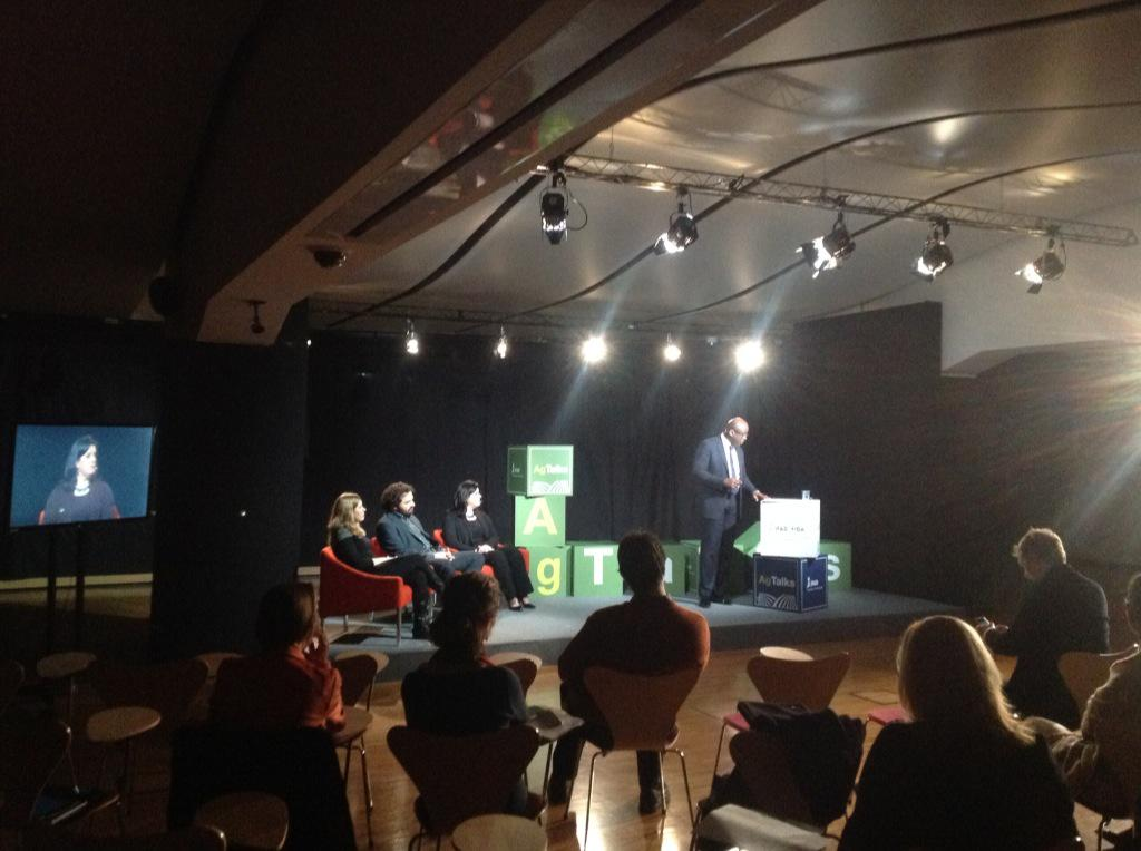 Q&A time at #AgTalks. Send us your questions http://t.co/89Zn6aTiIo http://t.co/aU8u3JDiPm