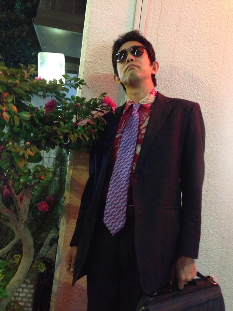 RT プリンセス愛華 @aikahime86 神楽坂で、ぜげん(やくざ)に絡まれちゃったー!!  怖いよー泣