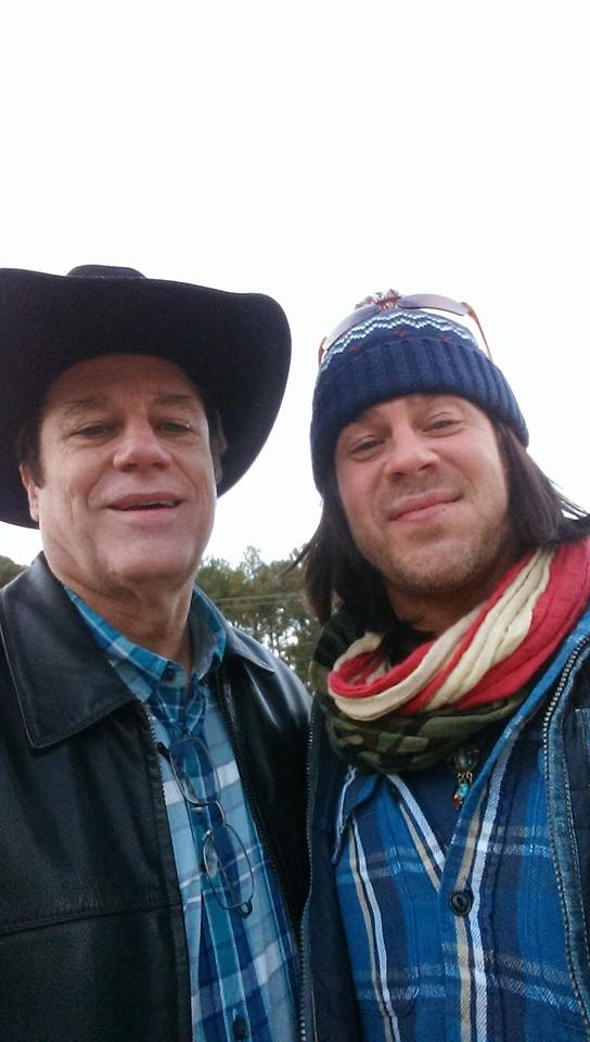 Ok @ChristianKane01 fans. I got to be on set with him yesterday! How cool is that? His new movie Tinker is awesome... http://t.co/bpB7JkyZ8t