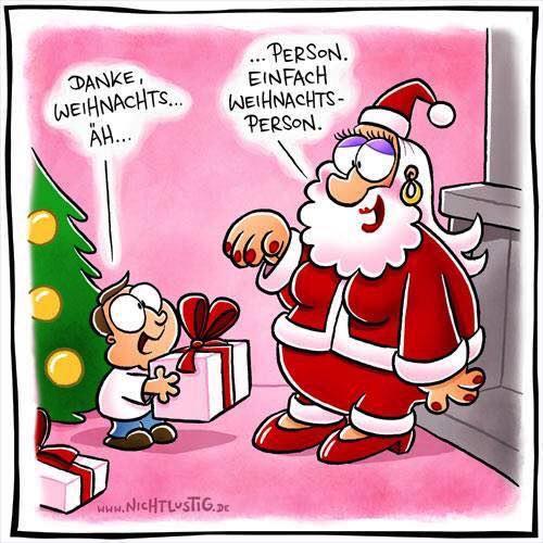Lustige Weihnachten Video