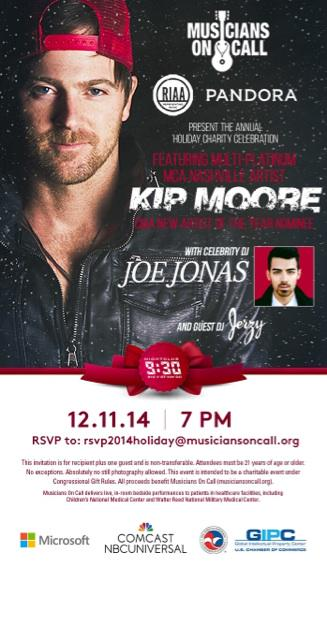 DJing @musiciansoncall charity tonight with my dude @joejonas and @KipMooreMusic @930Club! #DC #Pandora @SKAMARTIST http://t.co/Jrtp4s2cBO
