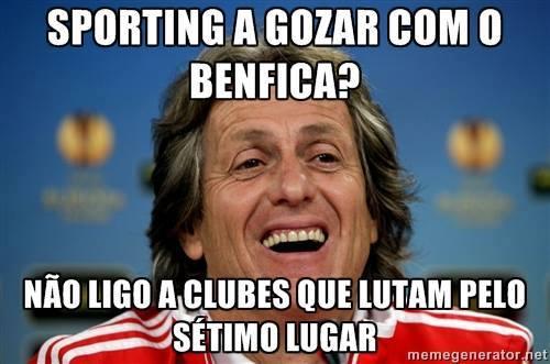 A melhor resposta a todos os sportinguistas! :)) #CarregaBenfica http://t.co/YOKblP8aSz