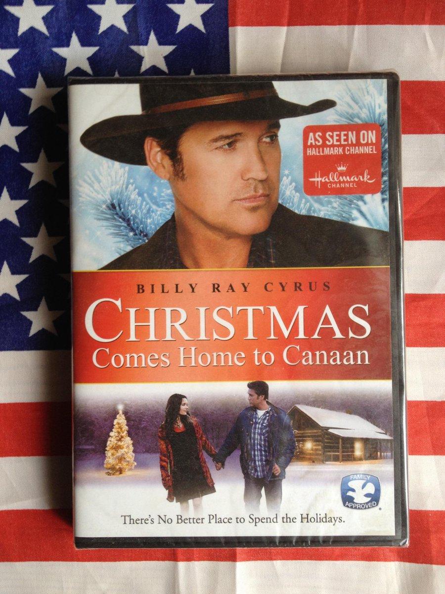 "Love both Movies @billyraycyrus ""Christmas In Canaan"" & ""Christmas Comes HomesTo Canaan""pic.twitter.com/9ioR4smjNm"