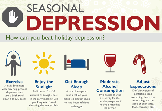 Beating winter depression