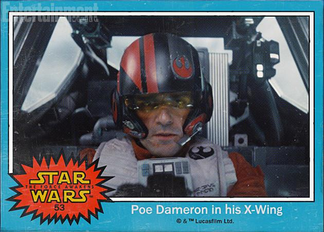 'Star Wars: The Force Awakens' Character Names Revealed By This Trading Card Set