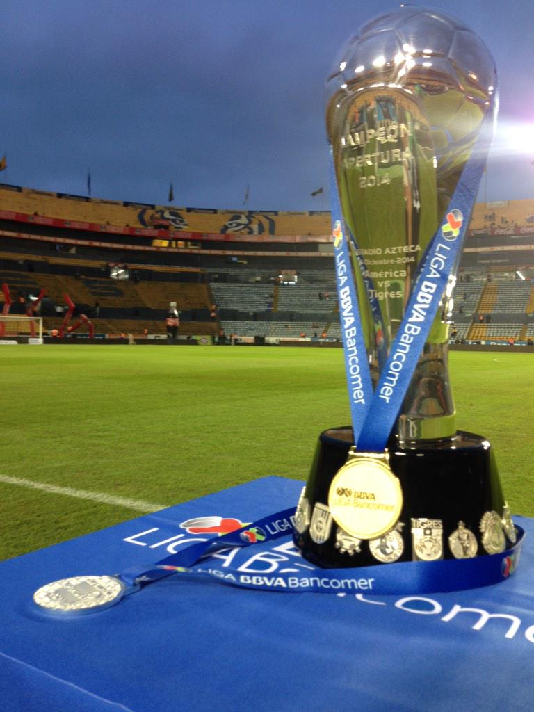 Trofeo de la Liga MX