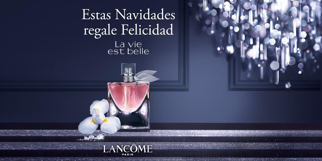 Esta #Navidad regala felicidad, regala #lavieestbelle http://t.co/Yb9rEZATfH http://t.co/4qnikp8S2z