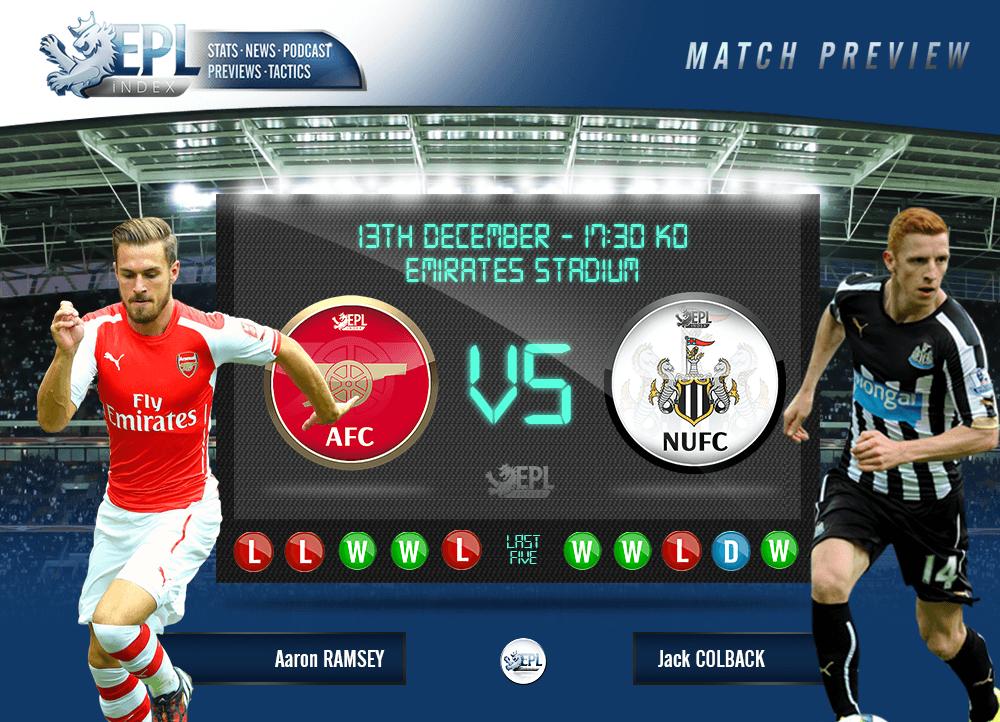 Arsenal vs Newcastle United B4pAy75CEAEBrnG