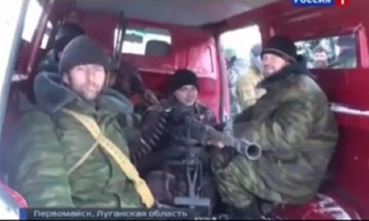 луганская народная республика видео
