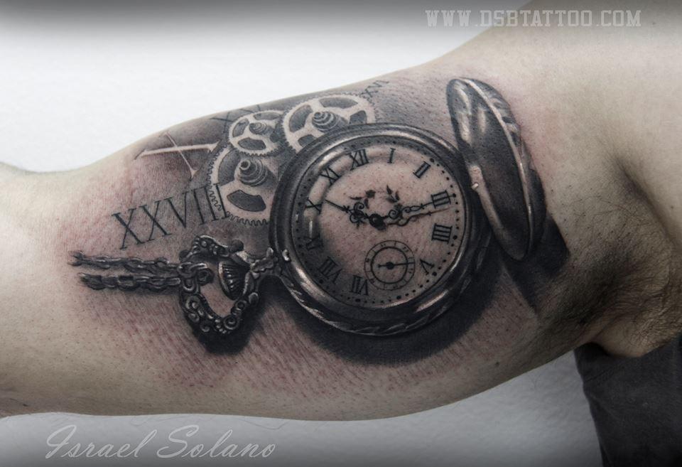 Dsb Tattoo On Twitter Tattoo Watch Realist Tatuaje Realista