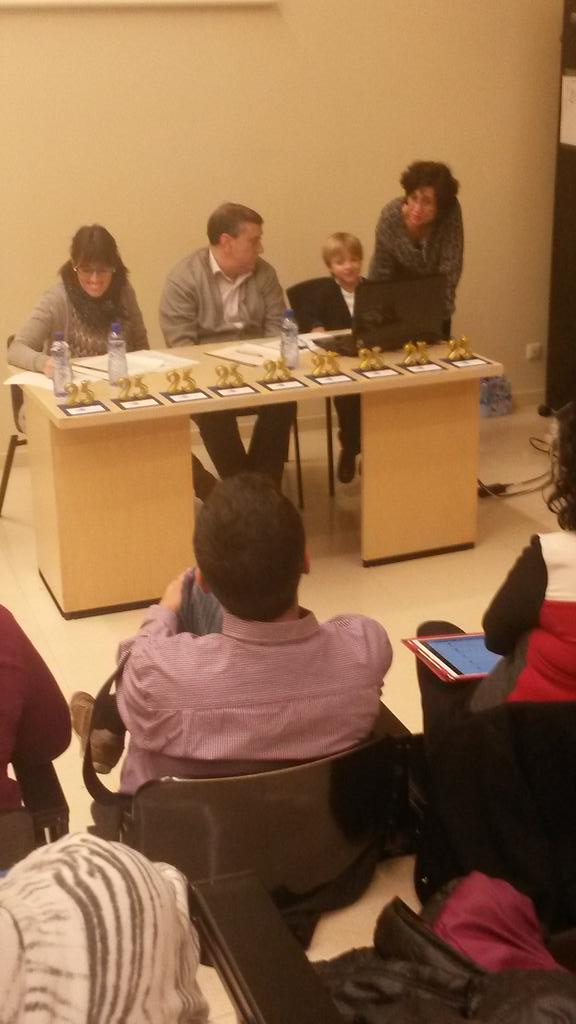 #JEspi25 primer ponent http://t.co/IIJhSgcSDz