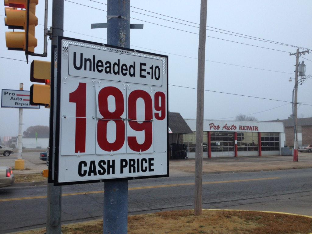 Gas Prices Okc >> Danielle Dunn On Twitter Lowest Gasprices In Okc Start At 1 89