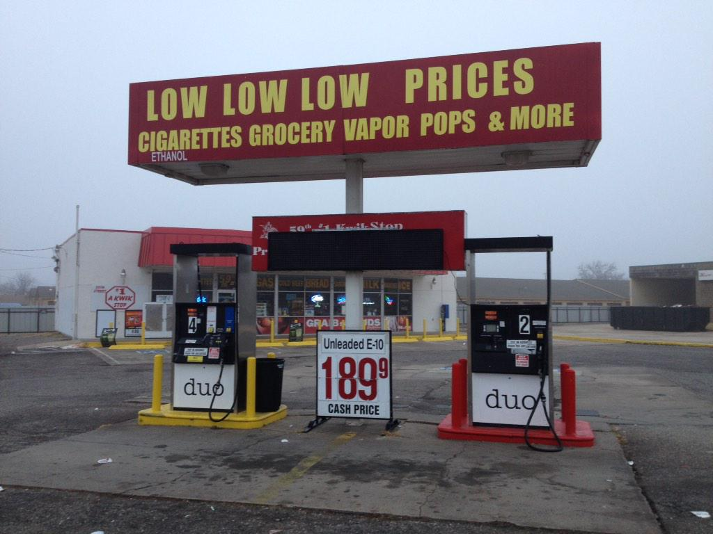 Gas Prices Okc >> Danielle Dunn On Twitter Lowest Gasprices In Okc Start At