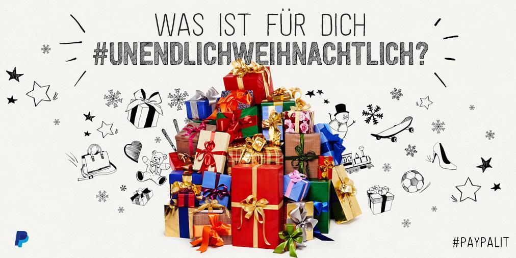 Tweeten & iPhone 6 gewinnen! Was ist für euch #UnendlichWeihnachtlich? Teilnahmebedingungen: http://t.co/aUVZUvSgbC http://t.co/taGkyQLPn5