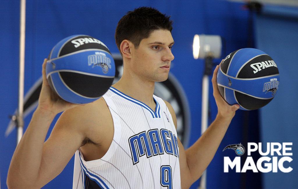 Nikola Vucevic #NBABallot #VoteMagic @NikolaVucevic (RT to Vote!) http://t.co/LKdqhgYuht @OrlandoMagic http://t.co/0R4ywRehXx