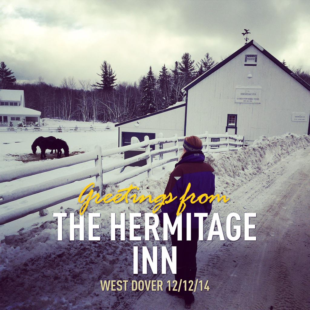 Greetings from The Hermitage Inn at The @HermitageClub #MediaTour http://t.co/pra0xrv9gp