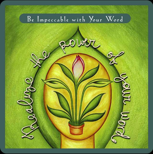 Realize the POWER of your word. http://t.co/el7EGWwrBd