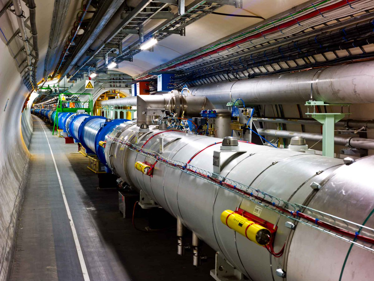 CERN Particle Smasher to Turn Back On at Record Power in March