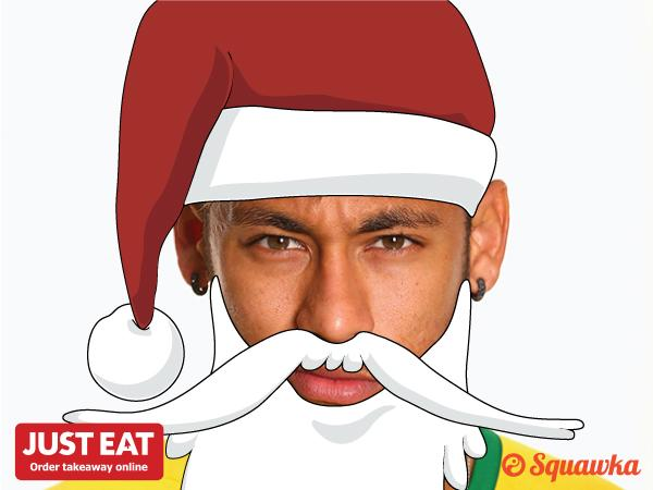 482f0877ad6 Question 1  nice and easy one to start off with. can you name this player  in the santa hat and beard  - scoopnest.com