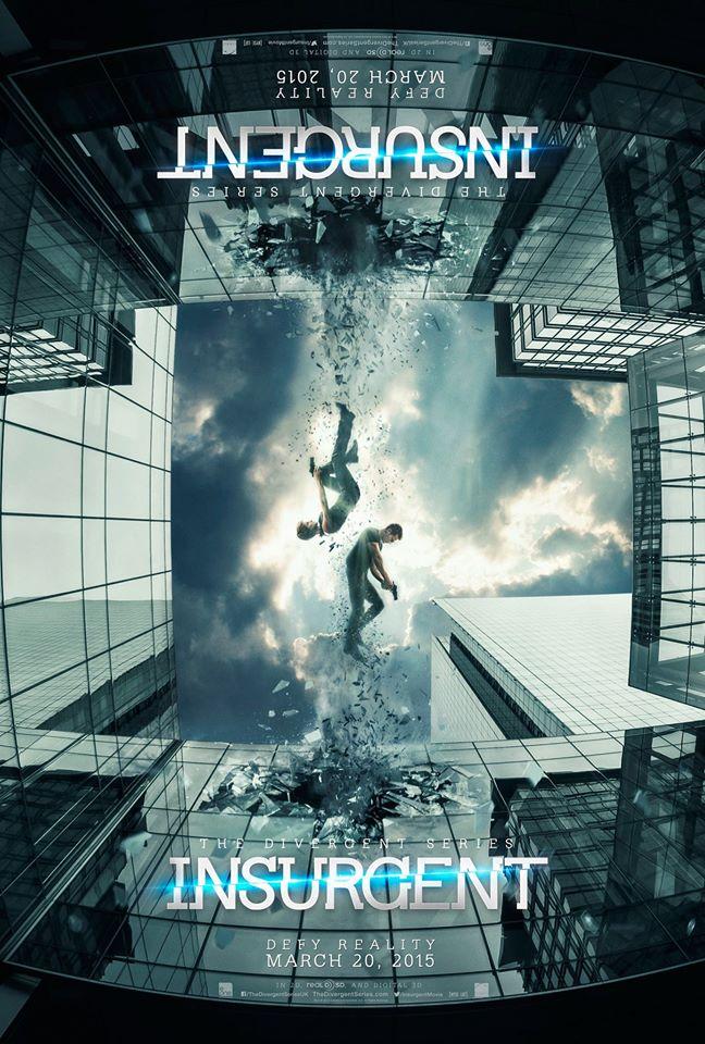 It's Shailene Woodley Vs. Shailene Woodley In A New, Action-Packed 'Insurgent' Trailer