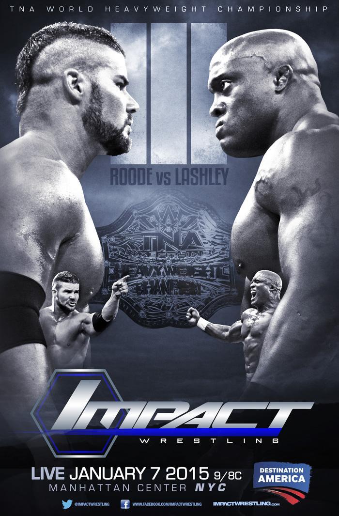 [Divers] Dixie Carter dévoile le nouveau logo d'Impact Wrestling B4qvs1cCEAAwZNG