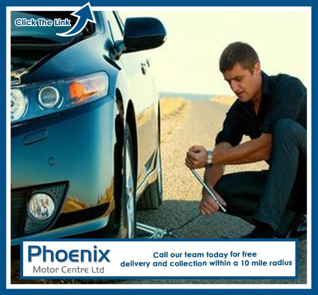 Phoenix Motor Centre On Twitter Free Collection And Delivery Of Your Vehicle Within A 10 Mile