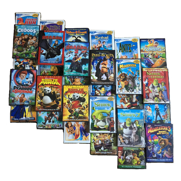 Dreamworks DVD collection | in Alfreton, Derbyshire | Gumtree  |Dreamworks Disney Dvd Collection