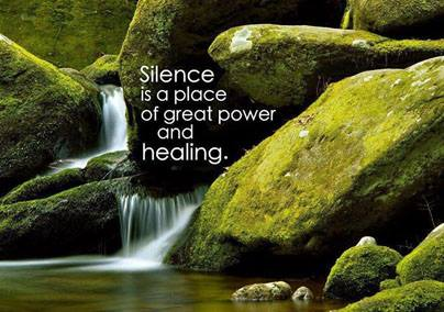 A Devoted Yogi On Twitter The Power Of Silence Quote Quotes