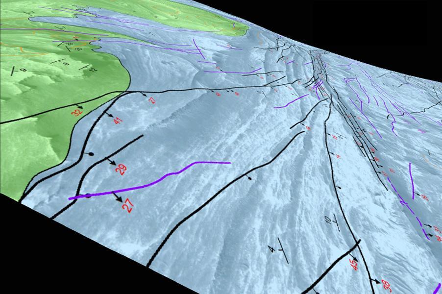 curiosity2014: hydro topographic
