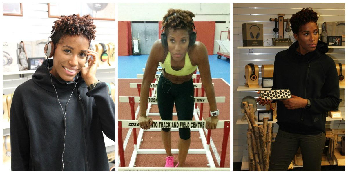 Canadian Olympic Finalist @phyliciageorge trains w/ our Liberate Collection. Follow her & RT for your chance to win! http://t.co/zmrW6HpJJn