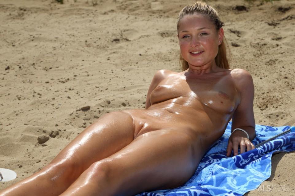 Stunning Naked Sunbather 84