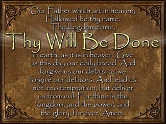 Love this prayer!! God's will be done in my life RT if you agree! #RT http://t.co/igVHl2R2Kt