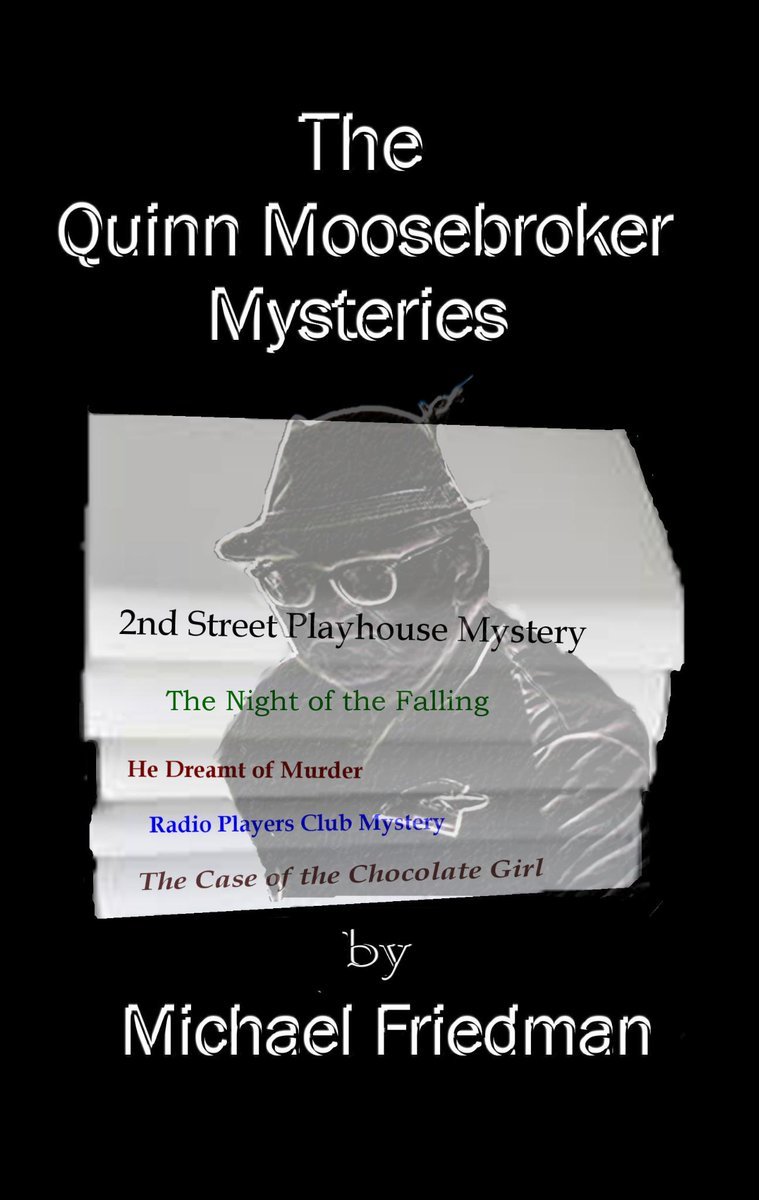 Did I mention? – The Quinn Moosebroker Mysteries  http:// amzn.to/1vUaCwo  &nbsp;    <br>http://pic.twitter.com/nuoZqQZBYV  #Detective #humor #Woody #authorRT