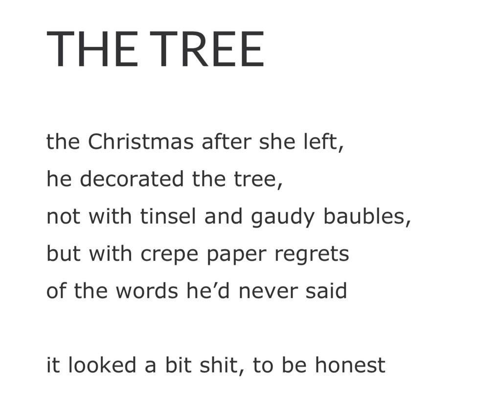 """Brian Bilston On Twitter: """"Here's A Short Poem About A"""