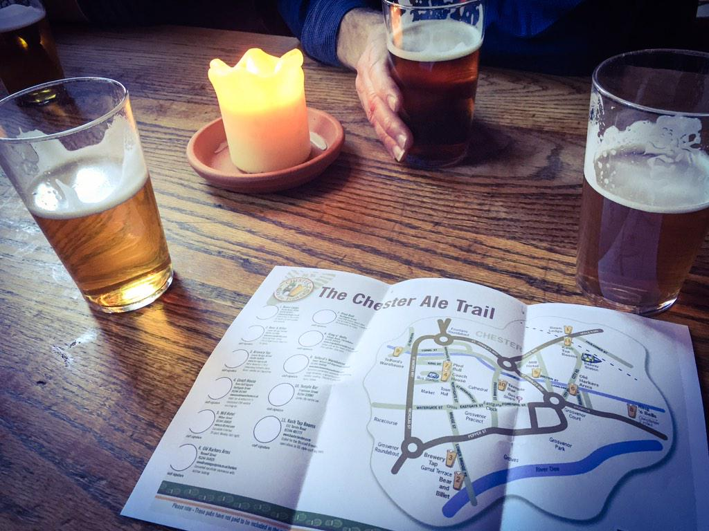 Chester Ale Trail