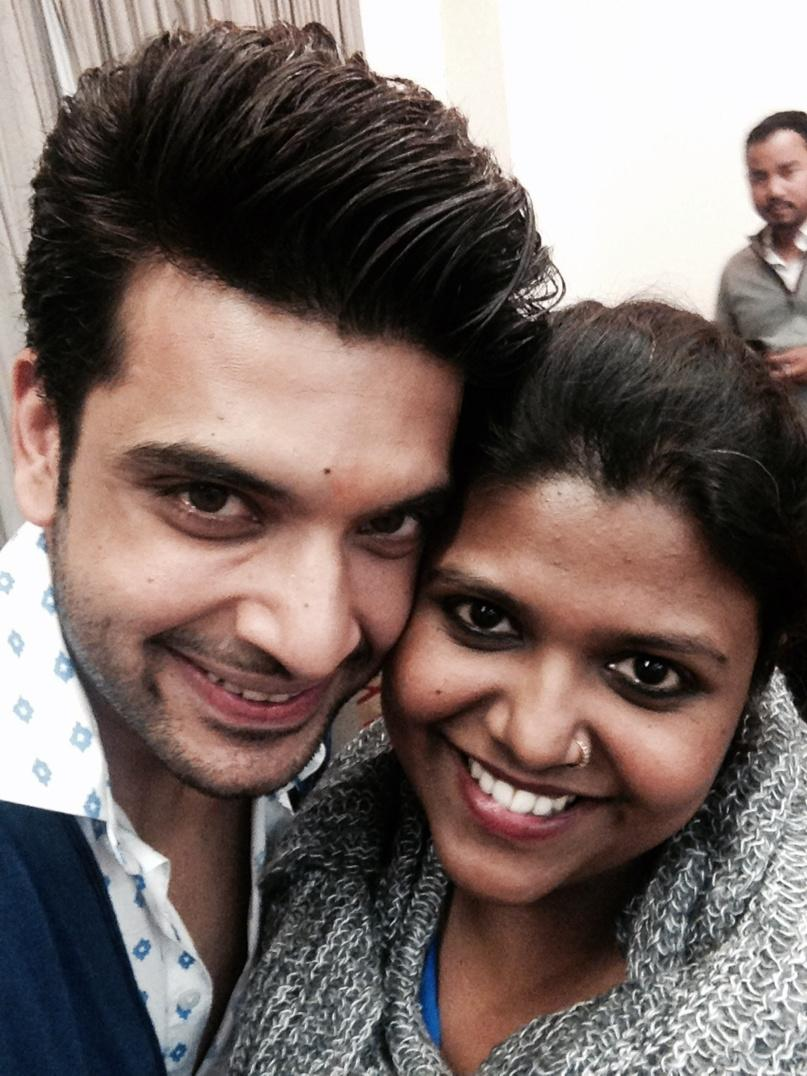 And finally a selfie with the selfie king @kkundra http://t.co/UV6t0AjjmG