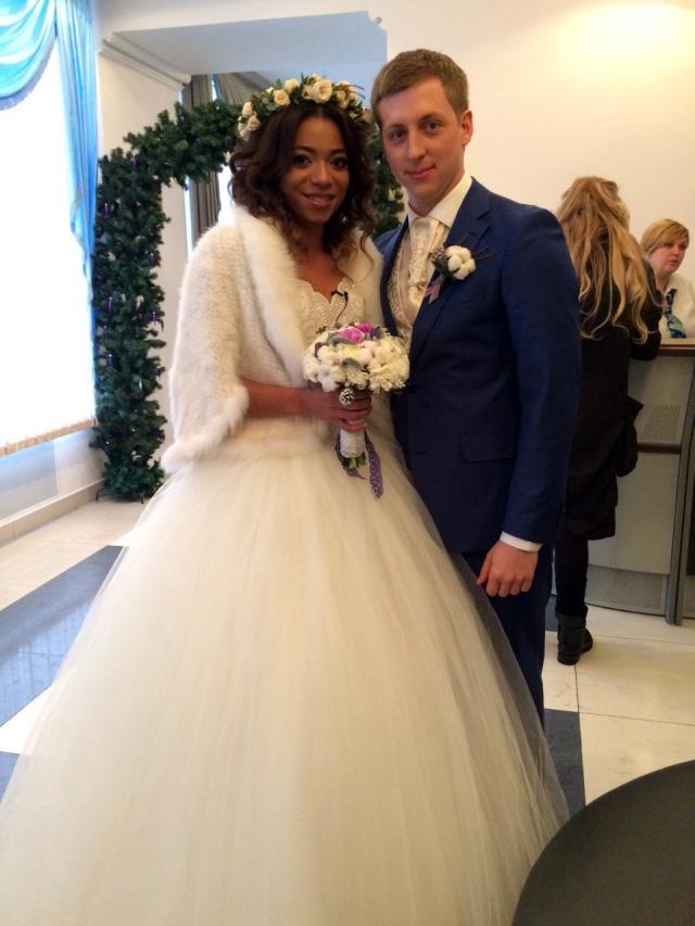 Либерж кпадону свадьба фото