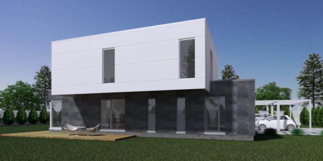 Casas modulares h3 casasmodulares twitter - Casa modular prefabricada ...