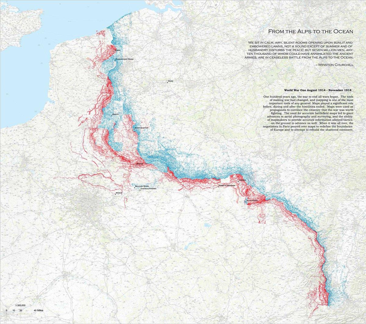 Brilliant Maps on Twitter: \