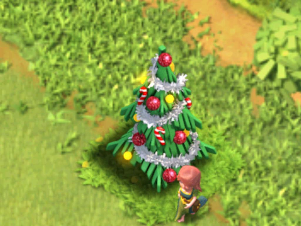 Ben Clancy On Twitter First Xmas Tree In Clash Of Clans Happy