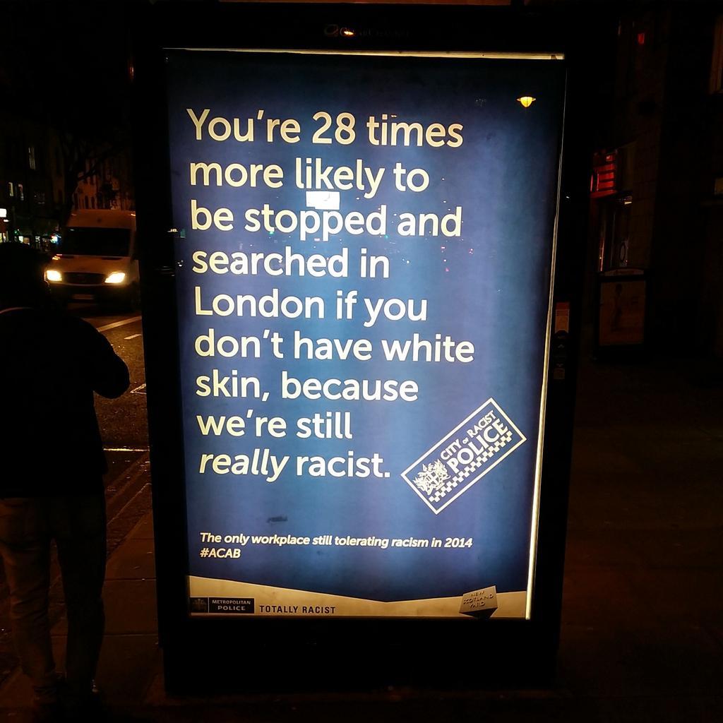 Whitechapel #ACAB nice work @strikeyo http://t.co/rQ0gG9c7cM