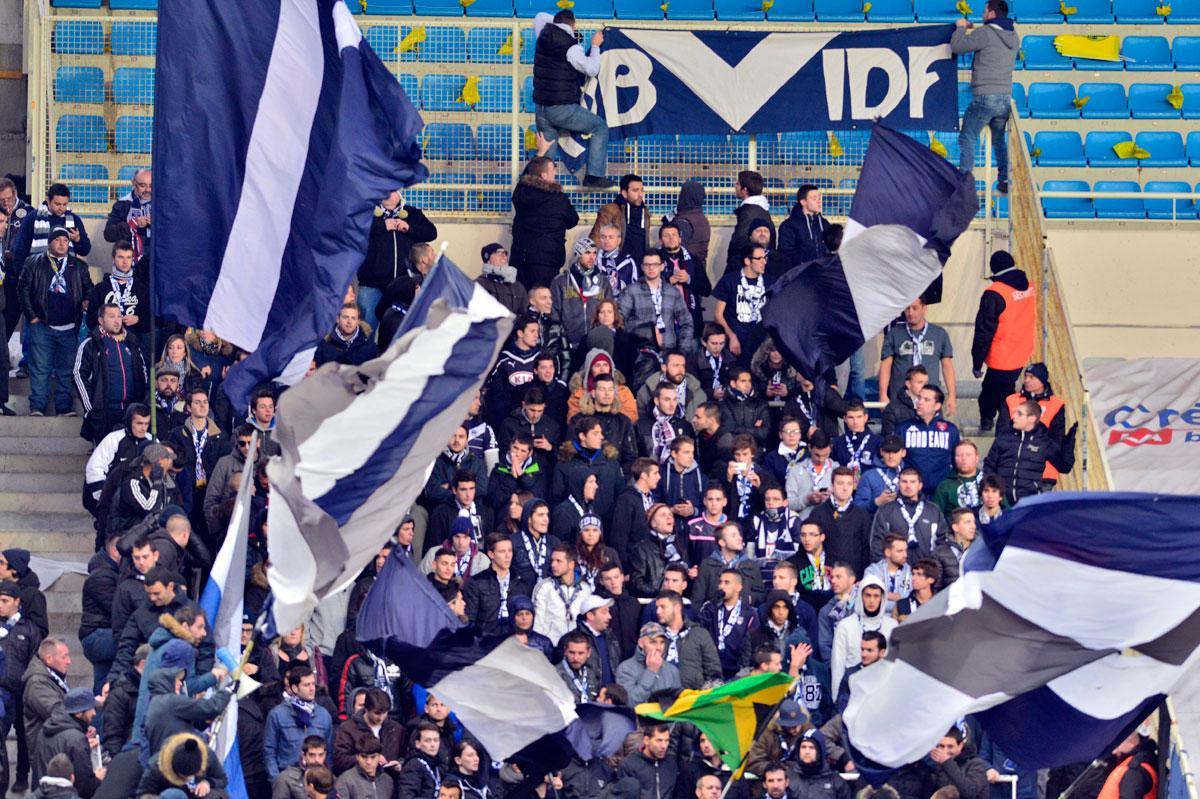Des supporters girondins attaqués à Nantes