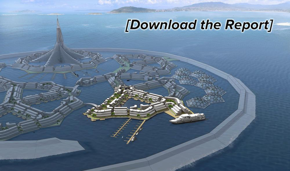 """Accelerating Progress Report:  First Floating City with """"substantial political autonomy"""" soon! http://t.co/z1G86WB1NQ http://t.co/O32ZuuATeP"""