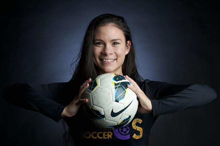Our All-Region girls soccer player of the year is Columbia River's Taylor Hallquist. http://t.co/byHfjSJsAx http://t.co/qavzOg949E